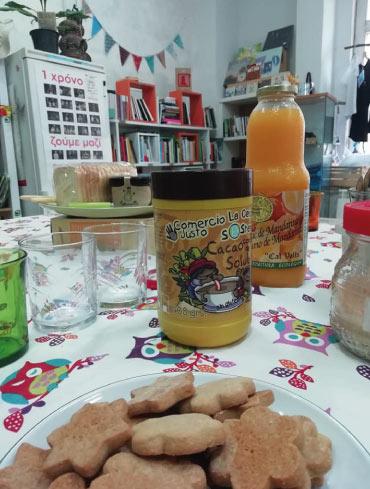 El hogar sostenible - Desayuno