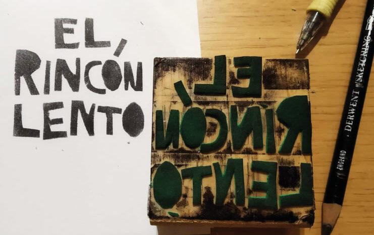 El Rincón Lento - Sello